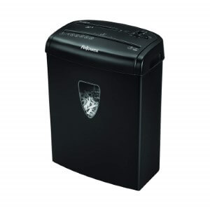 Design of the Fellowes Powershred H-8C