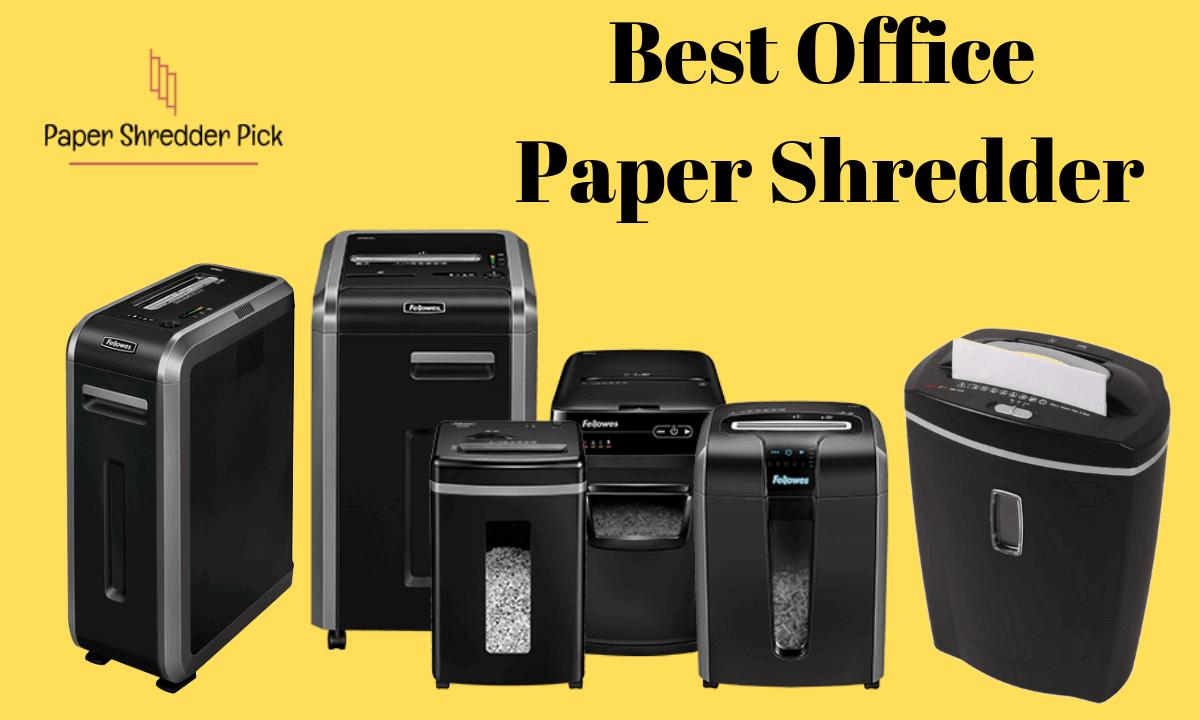 Best Office Shredder 2021 1